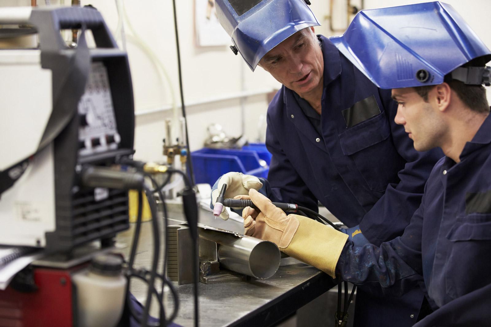 Weld Procedure Certification and Welder Qualification Testing